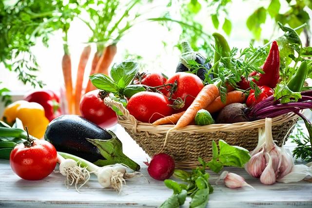 lợi ích trồng rau tại nhà